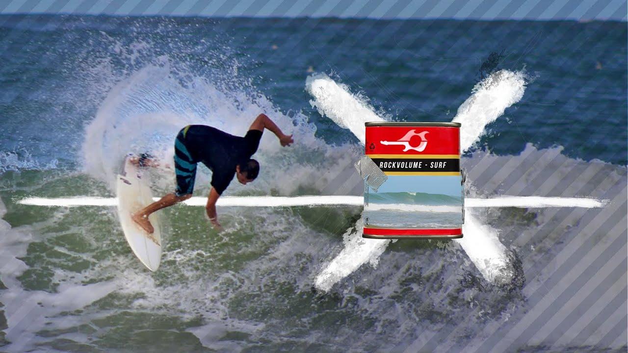 Surfista Sergipano Jadson Alves no RockVolume