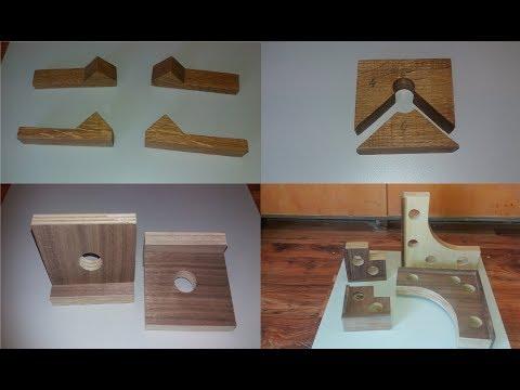 # 051 Pomocne triki przy klejeniu drewna