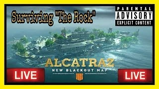 Call Of Duty Black Ops 4! Some Warm Up Games On Then Alcatraz On BO4! #L3GiTCr3W #BO4