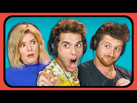Thumbnail: YOUTUBERS REACT TO TRY TO GUESS THE ENDING CHALLENGE