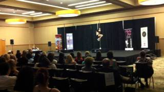 Midwest Pole Dance Competition - My 2nd Place Elite routine
