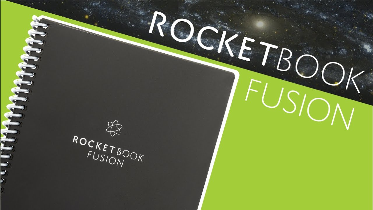 The Rocketbook Wave Notebook Dropbox Statements