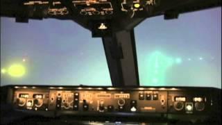 Near zero visibility landing at Malpensa