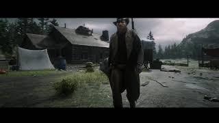 Red Dead Redemption 2 Online Test Video film