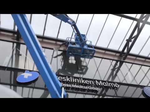 Fönster fönsterputs : Fönsterputs klipp frÃ¥n Ultraputs, Malmö och Lund - YouTube