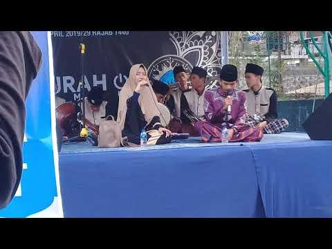 Qomarun ~ Vocal Zidni Nurhilmi & Mila Jamillatus (Hadroh Al_hidayah ~ UNSUR CIANJUR)