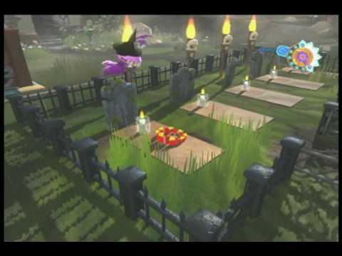 Viva pinata tip a dandy spook 39 s garden youtube for Viva pinata garden designs