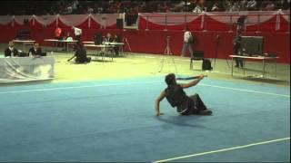 11th world wushu championship in turkey Melkon Boudakian Nandao man 8.26 lebanon