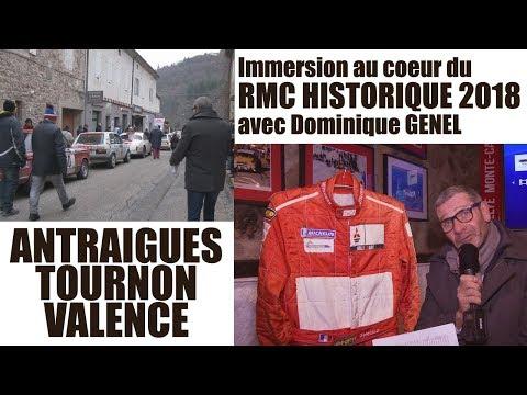 2019_02_04 Actu'Sport - RMC Historique 2018 - Antraigues, Tournon, Valence