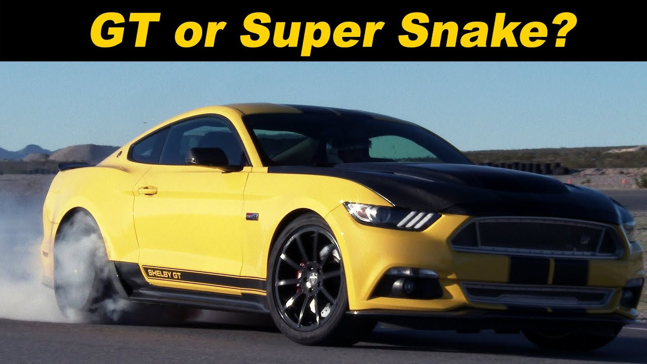 2016 Shelby Super Snake Review In 4k Uhd