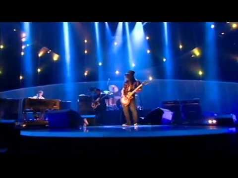 Slash - Hey Joe [Jimi Hendrix Tribute UK Hall of Fame 2005 HD]