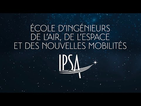 L'école d'ingénieurs de l'air, de l'espace et des nouvelles mobilités | IPSA