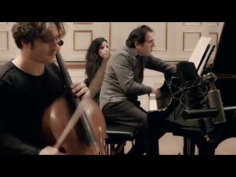 Fazil Say and Nicolas Altstaedt record Say's 'Four Cities: Bodrum' Cello Sonata