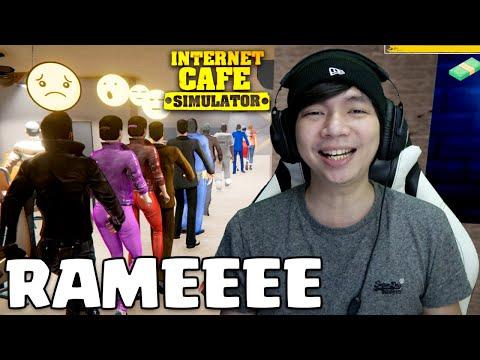 Akhirnya Warnet Gw Rame - Internet Cafe Simulator Indonesia #10