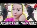 I Tried Walking 8,000 Steps a Day For 1 Week