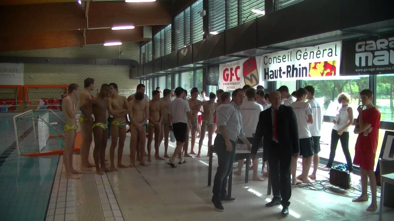 Competition interones u16 piscine de l 39 illberg mulhouse for Piscine illberg