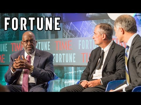 Kaiser Permanente CEO & Intel CEO Speak At Fortune's CEO Initiative