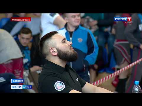 В Барнауле проходят Чемпионат и Первенство Сибири по смешанным боевым единоборствам