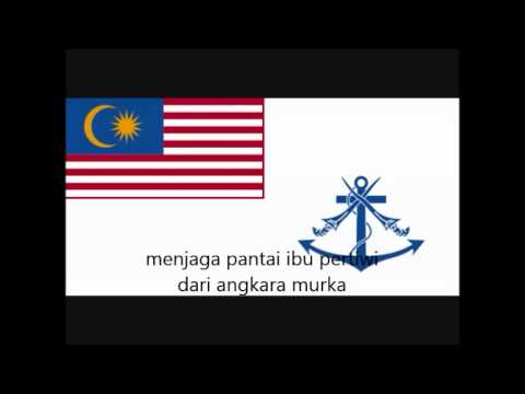 Royal Malaysian Navy (RMN) anthem