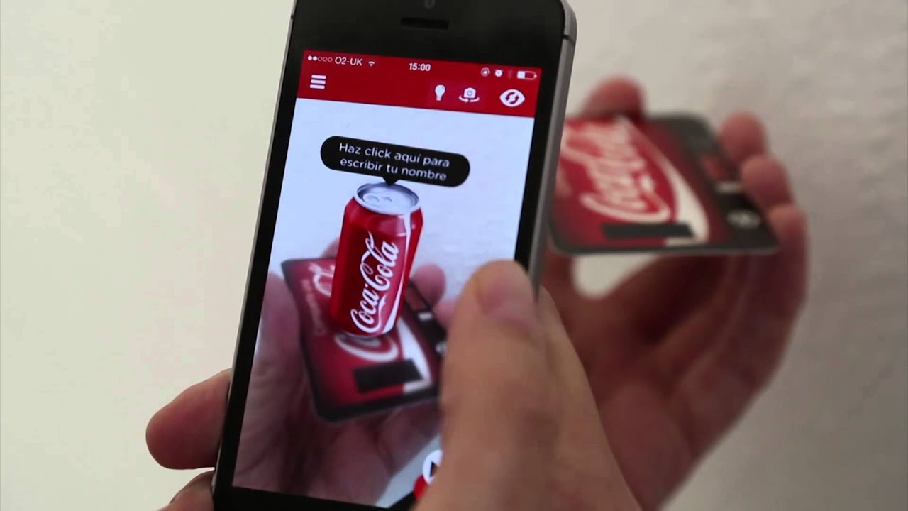 Share A Coke With A Mate Augmented Reality With Zappar -4232