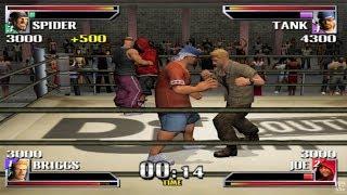 Def Jam Vendetta GameCube Gameplay HD