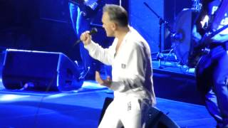 Morrissey - Suedehead - London O2 Arena - 29th November 2014