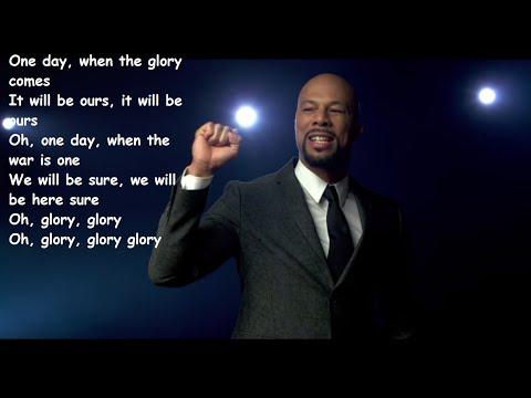 glory common john legend Lyrics