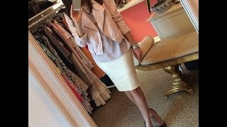 Pencil Skirt Fashion Tips - Effortless Office Style
