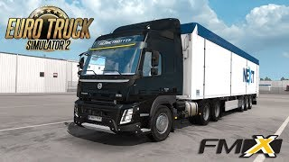This is review about Euro Truck Simulator 2 Mods ====================================================== Mods: Volvo FMX Fix [1.0] by galimim https://forum.scssoft.com/viewtopic.php?f=35&t=270835  JBX Graphics – Complete Package (10-1-2019) by JuanBonX (Mo
