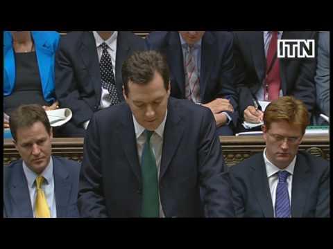 George Osborne raises income tax threshold