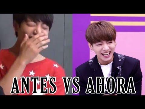 [Sub español] BTS - Antes vs Actualidad (2013-2016)