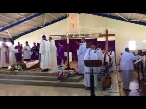 Martinique : obsèques père Claude Anglio
