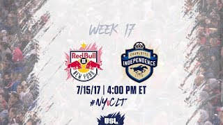 New York Red Bulls USL vs Charlotte Independence full match