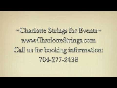 Charlotte Strings for Events Sample Music