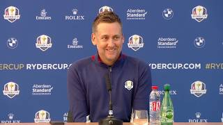 Ryder Cup 2018  - Ian Poulter Live from Le Golf National
