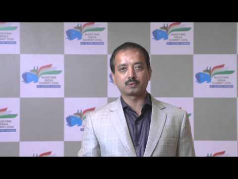 Shri. Anil Diggikar, Chairman, JNPT on Maritime India Summit 2016