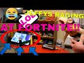 SML Movie: Jeffy Plays FORTNITE! (Reaction)