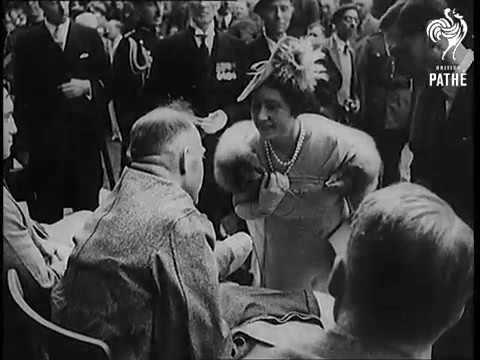 King George VI & Queen Elizabeth Visit Toronto, Ottawa & Winnipeg