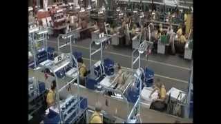 Экскурсия по заводу Elgo Lighting Industries