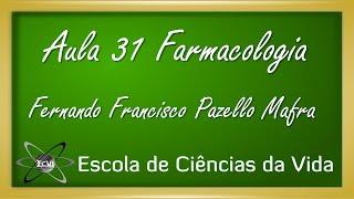 Farmacologia: Aula 31 - Agonistas adrenérgicos - Classificação geral