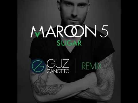 Maroon 5 - Sugar (Guz Zanotto Remix)