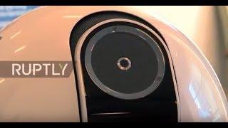 South Korean robot wins Gold Medal for vacuuming at PyeongChang 2018