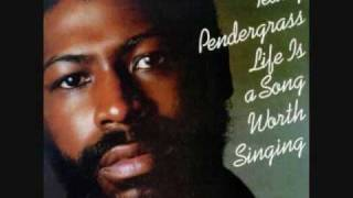 Teddy Pendergrass Tribute (RIP) Miss You