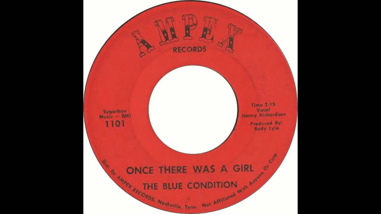 Download The Blue Condition - Once There Was A Girl