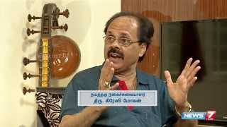 Paesum Thalaimai - 'Crazy Mohan' opens up about his life 3/4 | 01-11-2015