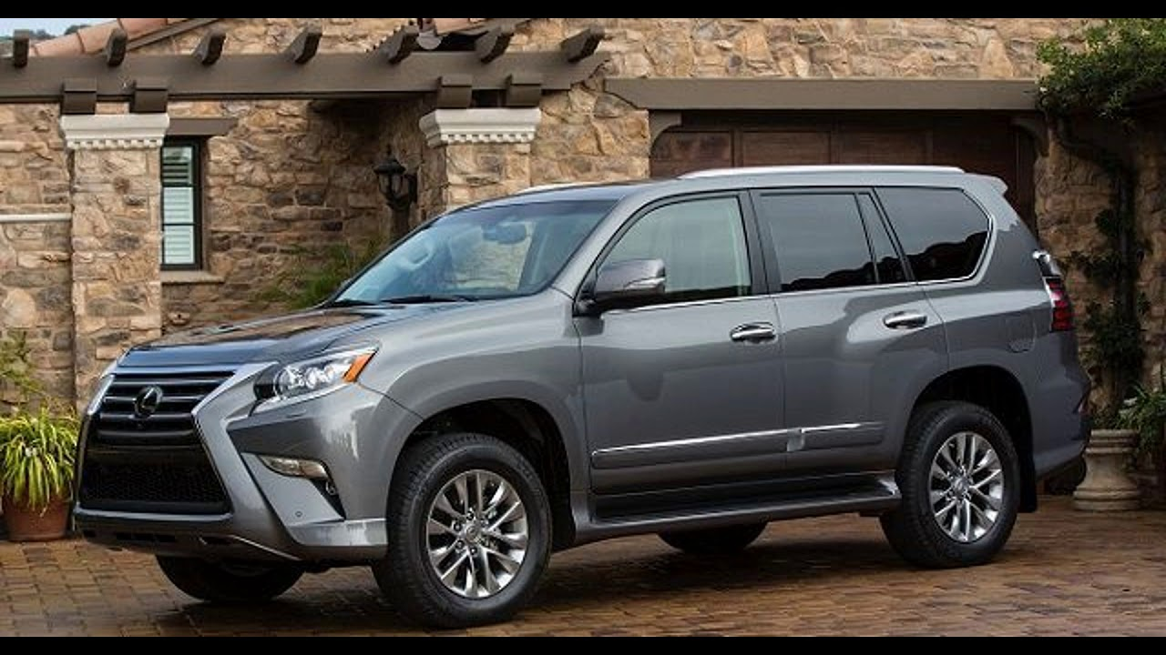 2018 Lexus Gx 460 Redesign Review