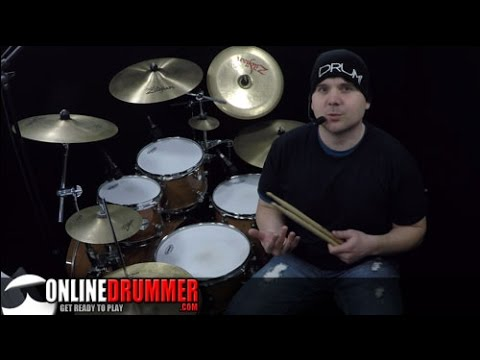 Bring The Herta To Your Drum Fills