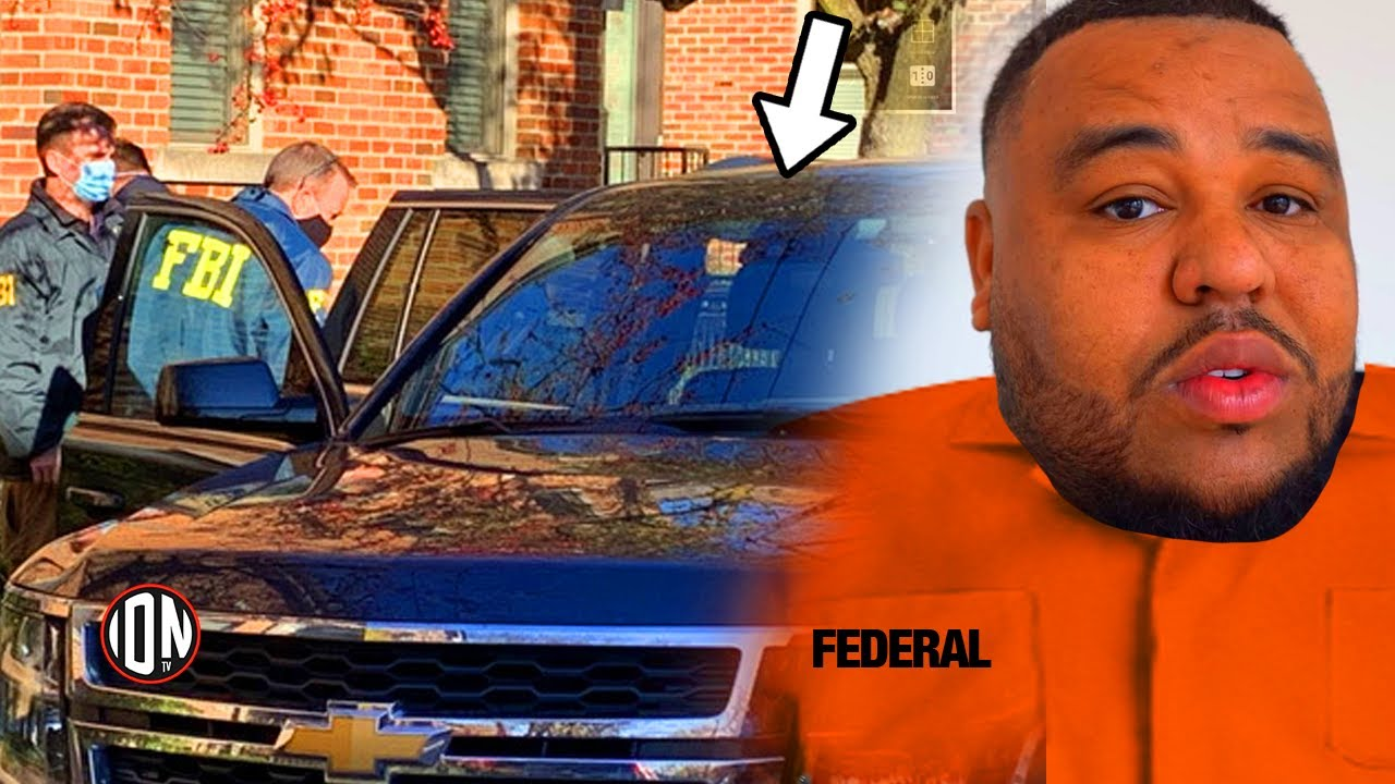 """Download YouTuber Omi in a Hell Cat Arrested By FBI Agents While """"Flexing"""" on IG LIVE! *Must Watch*"""