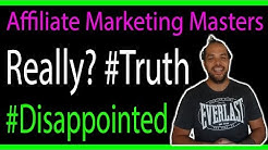 Affiliate Marketing Masters Review [EXPOSED] Tanner J Fox and Ryan Hildreth