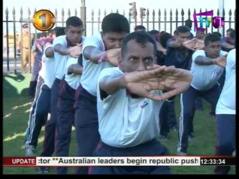 Lunch Time News TV1 12 30pm 25th January 2016